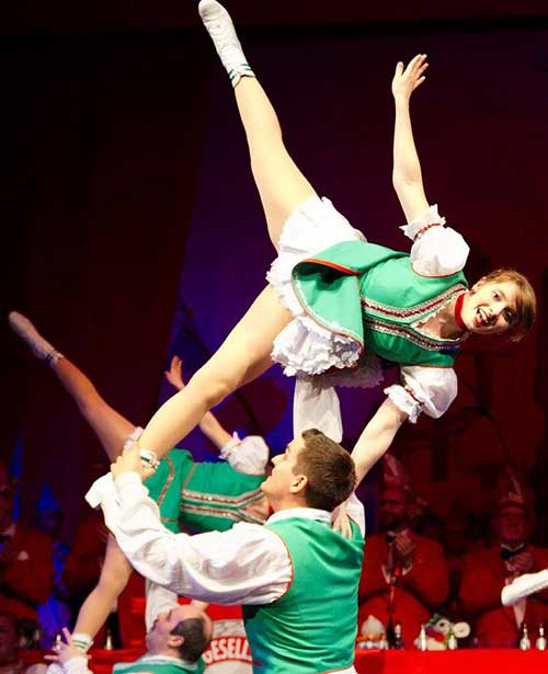 Der Tanzverein aus Köln